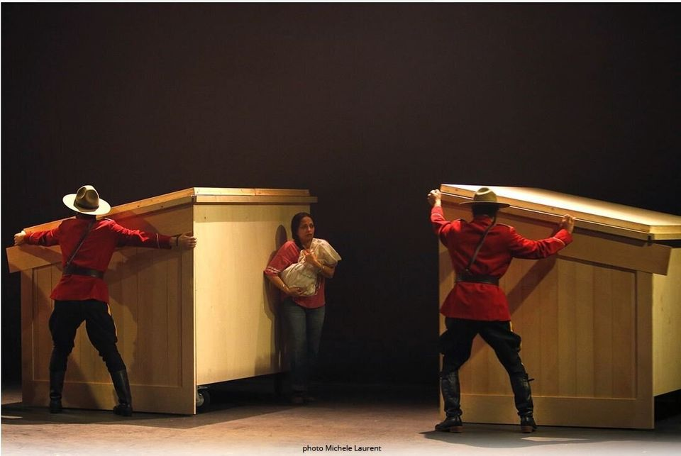 Το Θέατρο του Ήλιου και η πολυσυζητημένη «Kanata» στο Μέγαρο