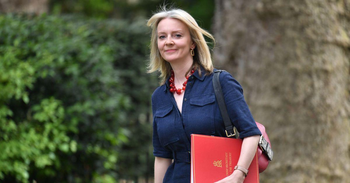Liz Truss Brands John Major 'A Backseat Driver' Over ...