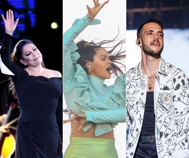 Rosalía no ha sido la primera en incluir una palabra sin sentido en una canción: estos nueve artistas...