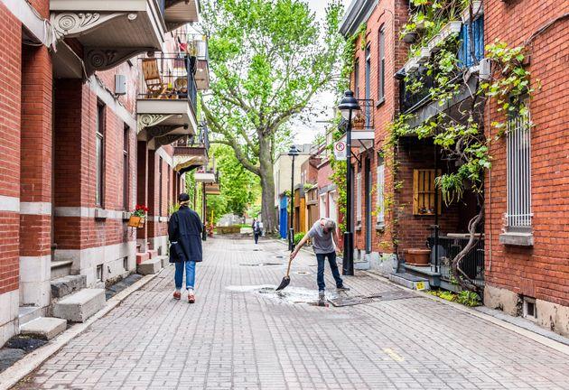 Les quartiers les plus touchés se trouvent dans Ville-Marie et dans le