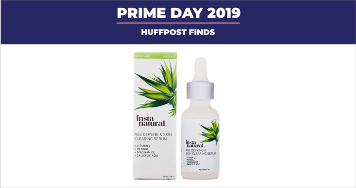 One of Amazon's top acne scar serums is on sale for Prime Day. Here are the details.