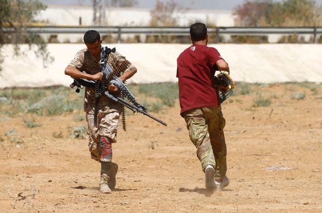 Libye: des affrontements armés à
