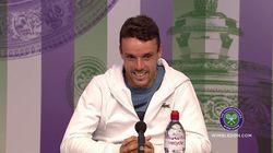 Il tennista a sorpresa in semifinale a Wimbledon: