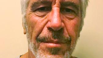 This March 28, 2017 image provided by the New York State Sex Offender Registry shows Jeffrey Epstein. The wealthy financier pleaded not guilty in federal court in New York on Monday, July 8, 2019, to sex trafficking charges following his arrest over the weekend. Epstein will have to remain behind bars until his bail hearing on July 15. (New York State Sex Offender Registry via AP)
