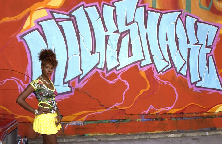 "The 2003 ""Milkshake"" is Kelis' best-selling single. Now, the singer wants her sauces to take the spotlight."