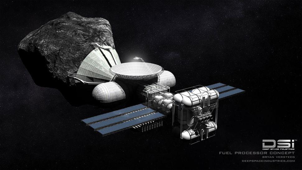 50 ans après Armstrong, 15 auteurs de SF imaginent l'avenir de l'humanité dans l'espace en
