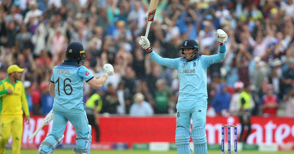 The England Cricket Team Are In The World Cup Final. Here's How To Watch It On TV For Free