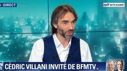 Cédric Villani refuse de soutenir Benjamin Griveaux