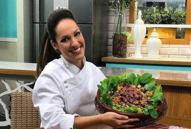 Raquel Novais, ex-participante do MasterChef e autora de abaixo-assinado contra