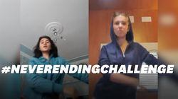 Si vous avez aimé cette scène de Stranger Things 3, vous allez adorer ce challenge de Millie Bobby