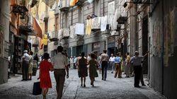 Nápoles recebe exposição com bastidores da gravação de 'A Amiga
