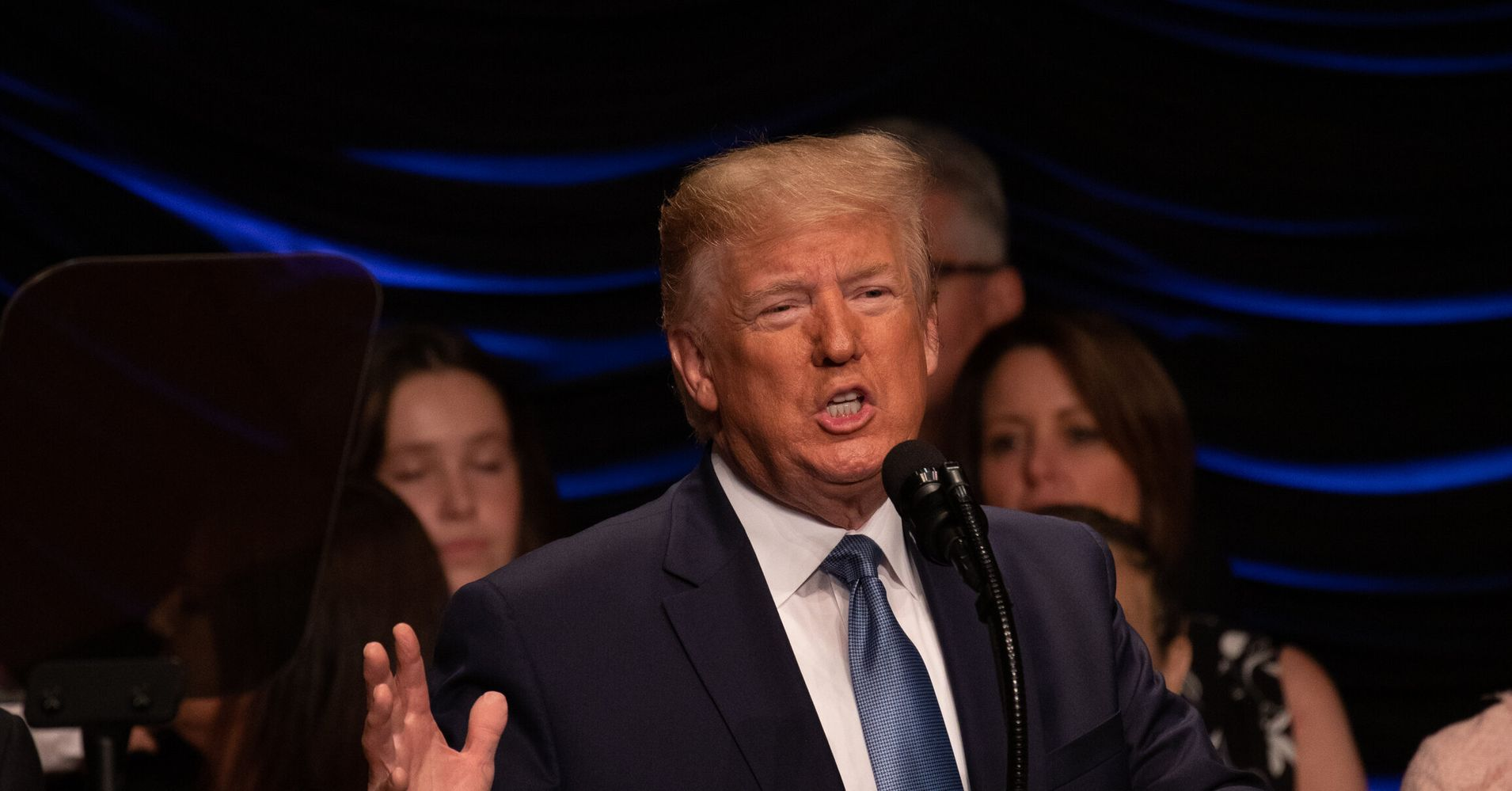 Trump Says He's Dropping Effort To Get Citizenship Question On 2020 Census 1