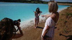 Ce lac fait rêver les instagrammeurs... mais n'approchez pas