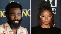Donald Glover On Halle Bailey's Role In 'The Little Mermaid': She 'Earned