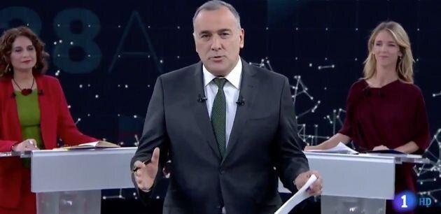 Xabier Fortes, de 'Los Desayunos de TVE', se disculpa tras la polémica: