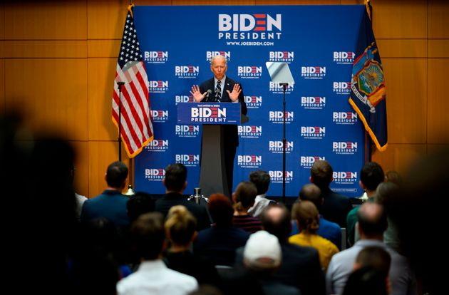 Joe Biden Lays Out Foreign Policy Plan To 'Repair' Trump's