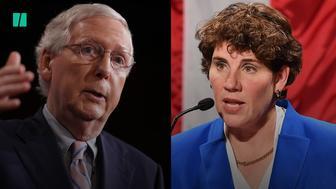 Amy McGrath To Challenge Sen. Mitch McConnell