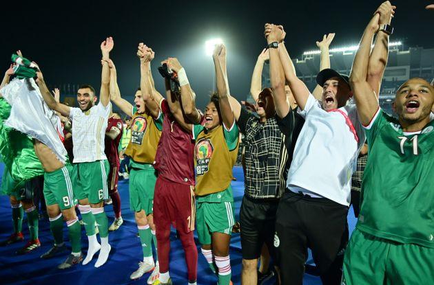CAN 2019 – Quarts de finale : l'Algérie élimine la Côte d'Ivoire et file en