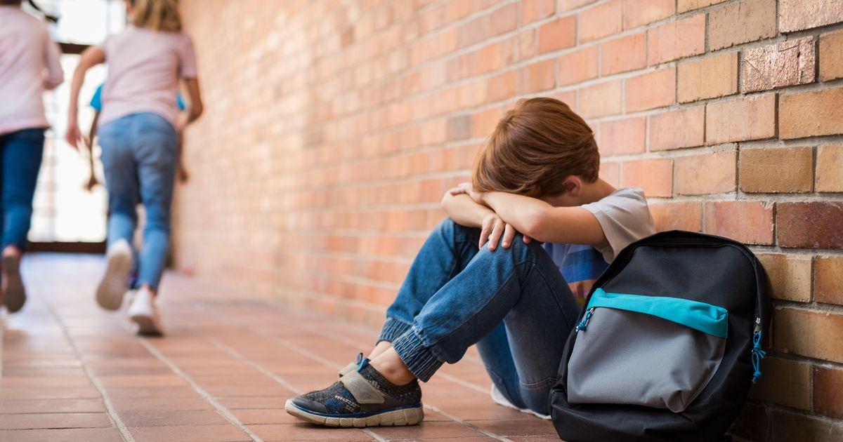 Retrato del acosador y de la víctima de 'bullying'