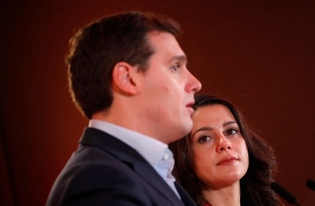Albert Rivera e Inés