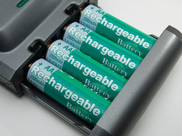 Rechargeable batteries can be a sustainable alternative to