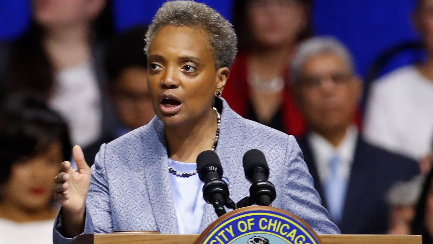 Chicago Mayor Permanently Bans ICE From Accessing Police Databases