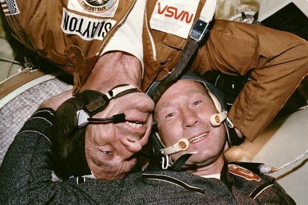 50년 전 달 착륙은 미-소 합작품이 될
