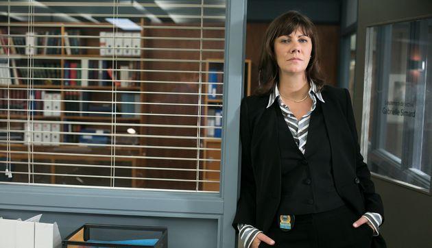 Geneviève Brouillette dresse le bilan de sa première année dans «District