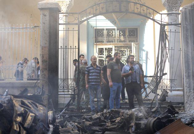 Συρία: Σφοδρές μάχες στην Ιντλίμπ -Περισσότεροι από 100 οι