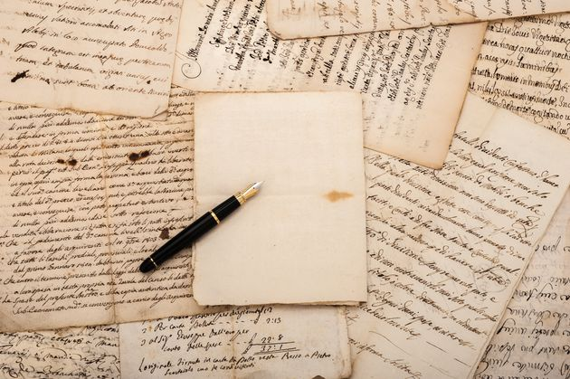 Writing By Hand Is Difficult As An Adult, But There's Still A Magic To
