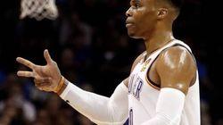 Los Rockets consiguen a Westbrook a cambio de Paul y derechos de
