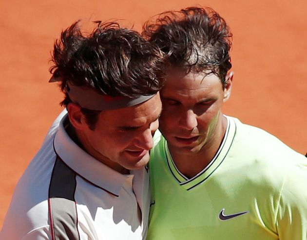 Roger Federer And Rafael Nadal Face Off At Wimbledon After 11 Long