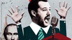 La Fiscalía de Milán investiga si el partido de Matteo Salvini se financió con dinero