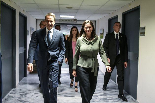 Μητσοτάκης: Το άσυλο θα καταργηθεί με το πρώτο νομοσχέδιο της