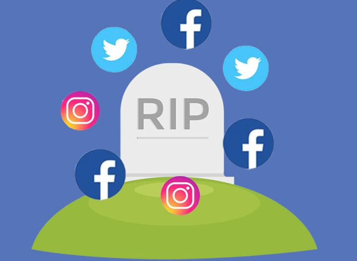 1 In 4 Brits Want A 'Data Death' When They Die – So All Their Social Media Is Deleted