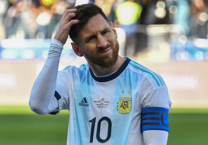 These Kids Emptied Their Dad's Bank Account Trying To Buy Lionel Messi On Fifa   HuffPost Life