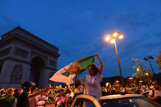 Victoire de l'Algérie à la CAN: un mort, 74 interpellations et des