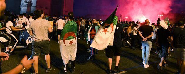 France: A Montpellier, un supporter de l'Algérie fauche une famille en voiture, tuant la