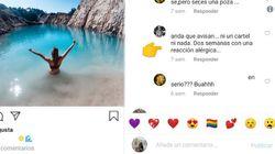 Varios 'instagramers' tienen que ser tratados por bañarse en este lago tóxico de