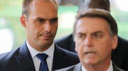 A lo Trump: Bolsonaro evalúa designar a su hijo como embajador de Brasil en