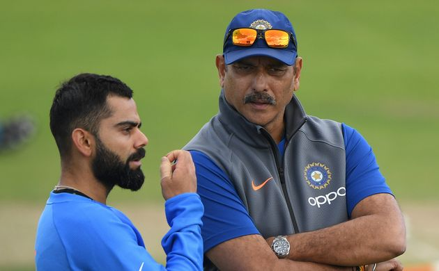 Virat Kohli and Shastri Likely To Be Questioned On Dhoni's No. 7 Position In Semis And Ambati