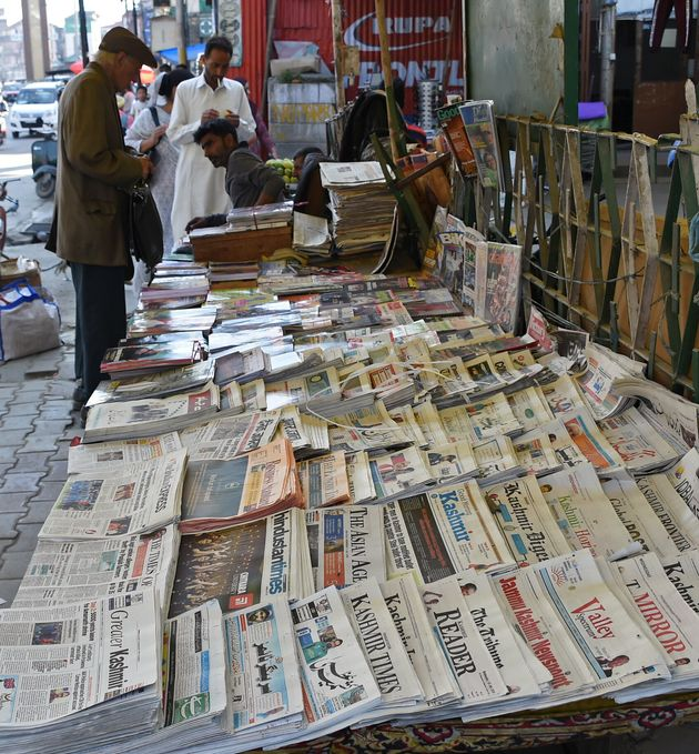 Kashmir Press Club Elections: Hot Button Topics Include Press Freedom, Tea Prices, Marriage
