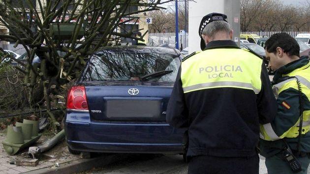 Pillado con 370.000 euros en el maletero en un control de