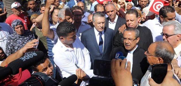 Nabil Karoui devant le pôle judiciaire économique et financier: Audition reportée au 23