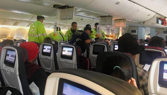 Dozens Injured After 'Sudden' Turbulence On Air Canada