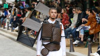 Men Are Rocking Purses On The Runway