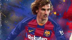 Griezmann signe au Barça jusqu'en