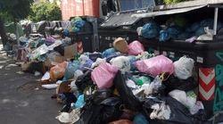 Rome croule sous les déchets au point qu'elle risque la crise