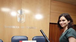Díaz Ayuso culpa a Madrid Central de