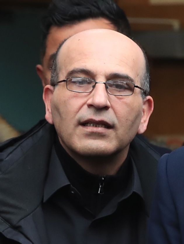 Yousef's father Ghaleb Makki exploded in fury in the court after the verdicts were